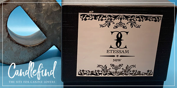 Etessam Luxury Candles NOW Candle