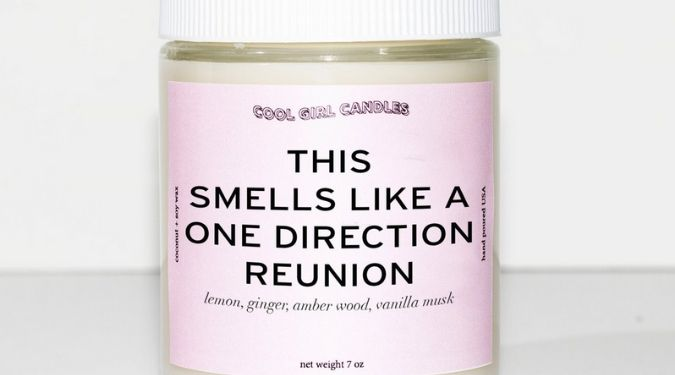 Cool Girl Candles
