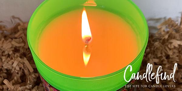Evoke Flower Power Candle
