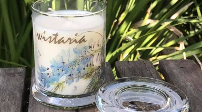 Wick'd Bean Soy Candles