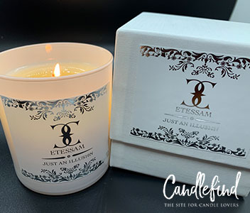 Etessam Luxury Candles JUST AN 1LLUS10N Candle