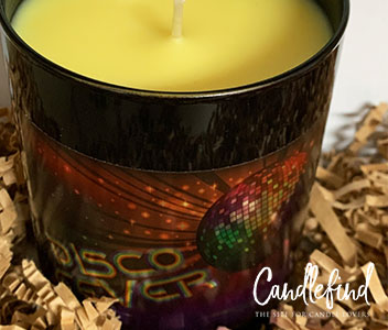 Evoke Disco Fever Candle
