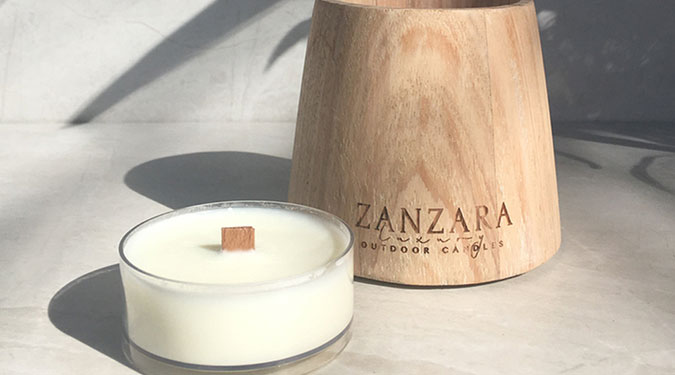 Zanzara Luxury Candles
