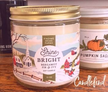Finding Home Farms Shine Bright Candle