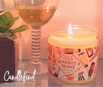 Finding Home Farms Sparkle & Shine Candle