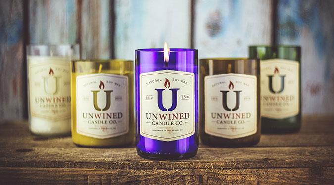 Unwined Candle Company