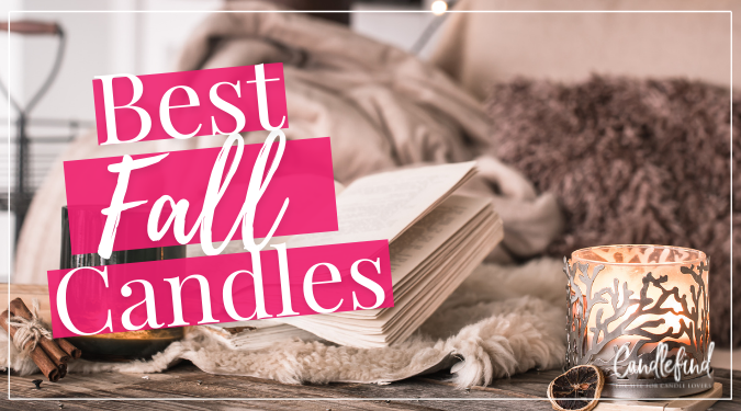 Candlefind Presents Best Fall Candles