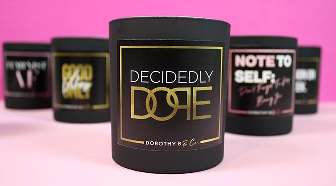 Dorothy B Candle Company