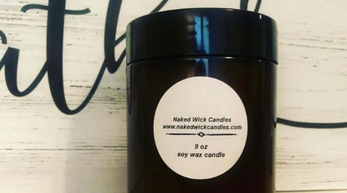 Naked Wick Candles