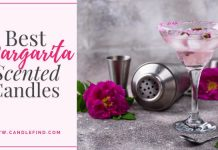 Best Margarita Scented Candles