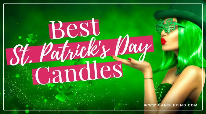 Best St. Patrick's Day Candles