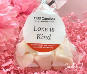 1133 Candles Wax Melts
