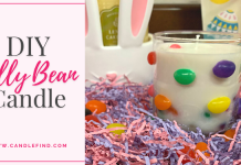 Candlefind DIY Jelly Bean Candle