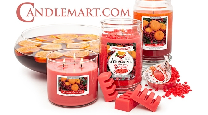 Candlemart candles and wax melts