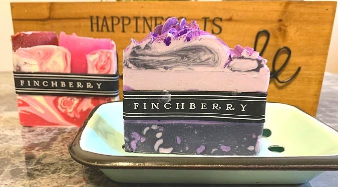 FinchBerry Soaps Luxury Bonus Gift