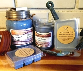 The Scented Oar Candles & Wax Melts