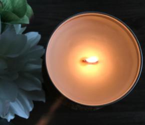 A Mandatory Activity Candle