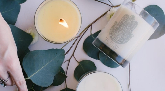 Bisby Candles