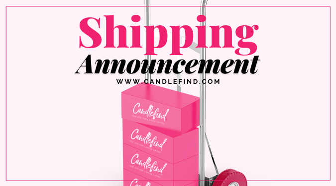 Candlefind Subscription Boxes Shipping Announcement