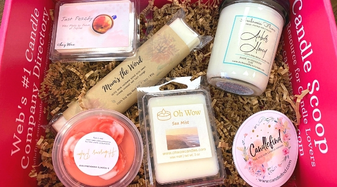 Candlefind May Subscription Box