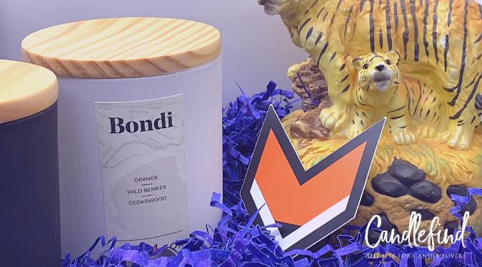 Guy Fox Bondi Candle