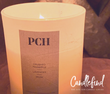Guy Fox PCH Candle
