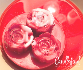 S-Scents Handcrafted Red Rose Wax Melts