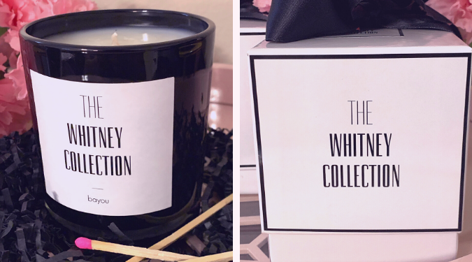 The Whitney Collection Candles