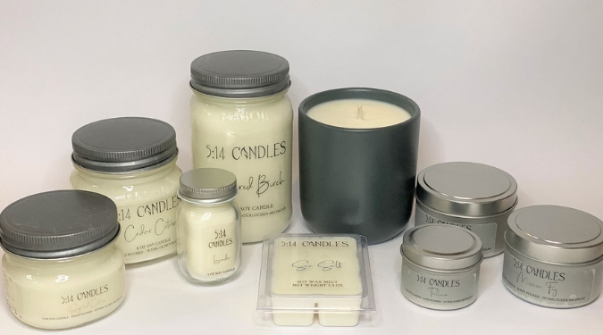 514 Candles Candle Company Directory Listing