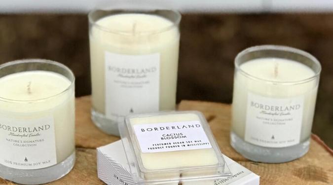 Borderland Candles