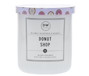 Donut Shop Candle, DW Home
