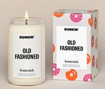 Dunkin'® Old Fashioned Candle, Homesick