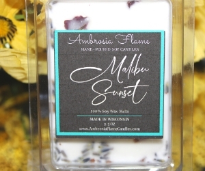 Ambrosia Flame Wax Melts Candlefind July Subscription Boxes