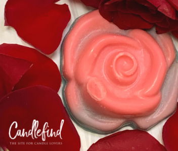 August Moon Rose Soy Wax Melts
