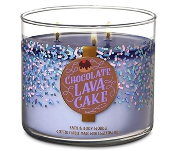 Bath & Body Works Chocolate Lava Cake Candle