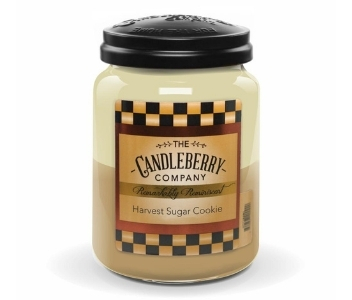 Candleberry, Harvest Sugar Cookie Candle