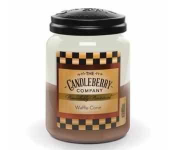 Candleberry, Waffle Cone Candle