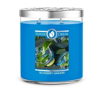 Goose Creek, Blueberry Limeade Candle