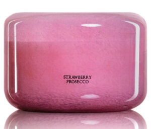 HomeLights Strawberry Prosecco Candle