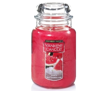 Juicy Watermelon Candle, Yankee Candle