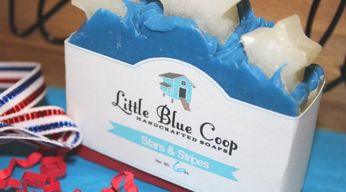 Little Blue Coop Soaps Candlefind July Subscription Boxes