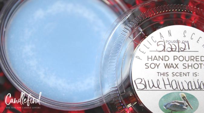 Pelican-Scents-Soy-Blue-Hawaiian-Wax-Shots