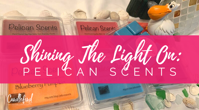 Shining the Light on Pelican Scents