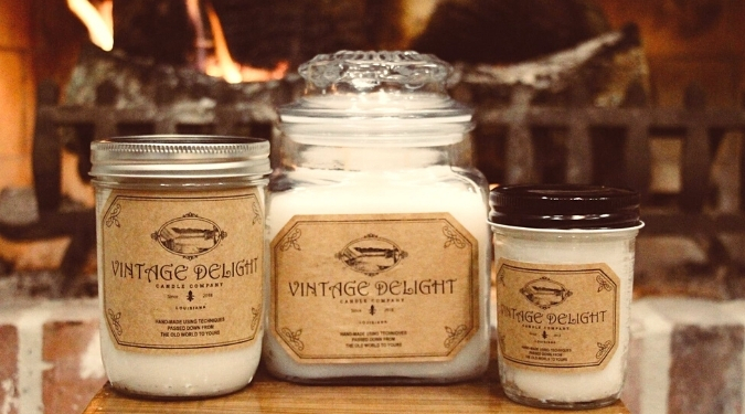 Vintage Delight Candle Company