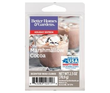 BH&G Creamy Marshmallow Cocoa