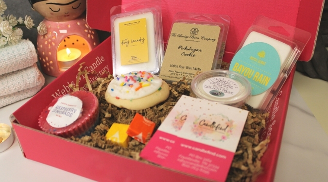 Candlefind August Subscription Boxes Box Reveal