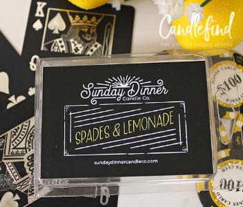 Sunday Dinner Spades & Lemonade Wax Melts