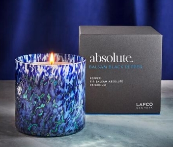 Balsam Black Pepper Candle – LAFCO
