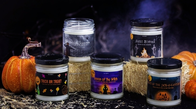 Candlefind Halloween Shopping Guide Lunar Light Candle Co