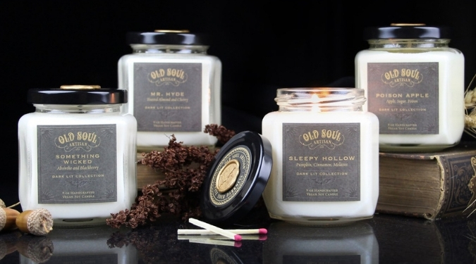 Candlefind Halloween Shopping Guide Old Soul Artisan